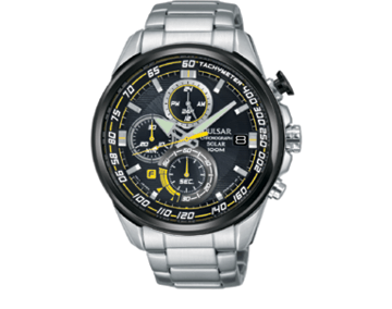 Gents Pulsar Solar Watch