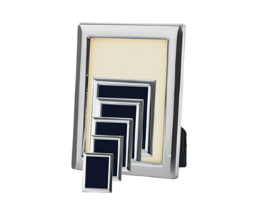 Silver Plated Photograph Frames
