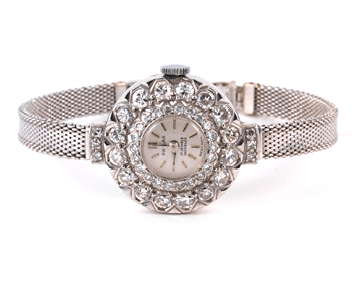 Diamond Set Watch