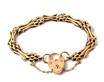 Gate Bracelet