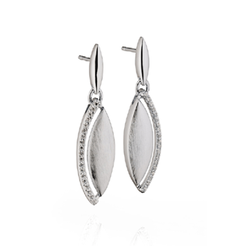 Fiorelli Silver Earrings