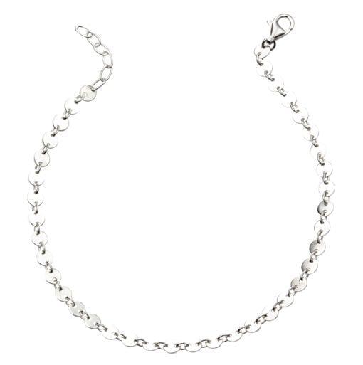 Silver Child's Toggle Bracelet