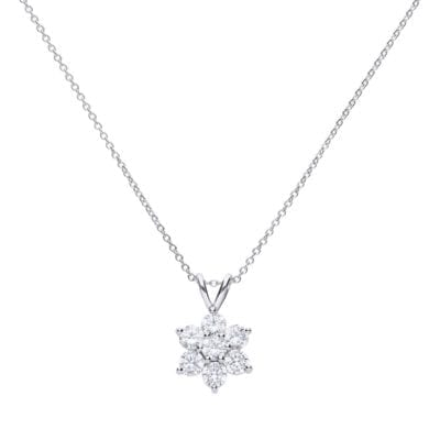 Diamonfire pendant Hoppers Jewellers Bourne & Grantham